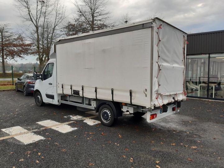 Chassis + carrosserie Opel Movano Plateau PLATEAU PLSC baché 2.3 CDTI 145CV BITURBO  BLANC - 4