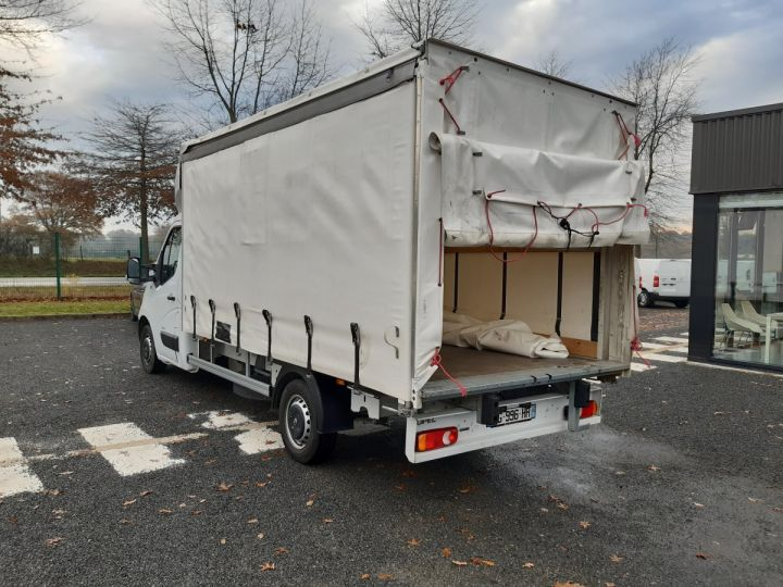 Chassis + carrosserie Opel Movano Plateau PLATEAU PLSC baché 2.3 CDTI 145CV BITURBO  BLANC - 5