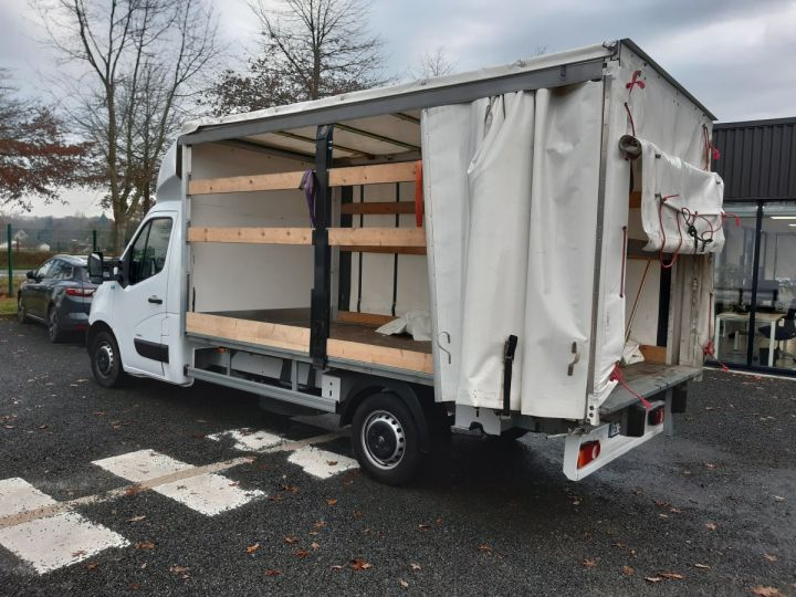 Chassis + carrosserie Opel Movano Plateau PLATEAU PLSC baché 2.3 CDTI 145CV BITURBO  BLANC - 6
