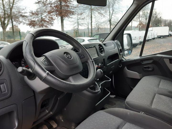 Chassis + carrosserie Opel Movano Plateau PLATEAU PLSC baché 2.3 CDTI 145CV BITURBO  BLANC - 7