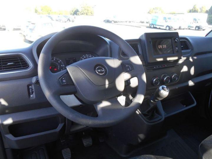 Chassis + carrosserie Opel Movano Plateau RJ3500 L4 2.3 CDTI 165CH BLANC - 7