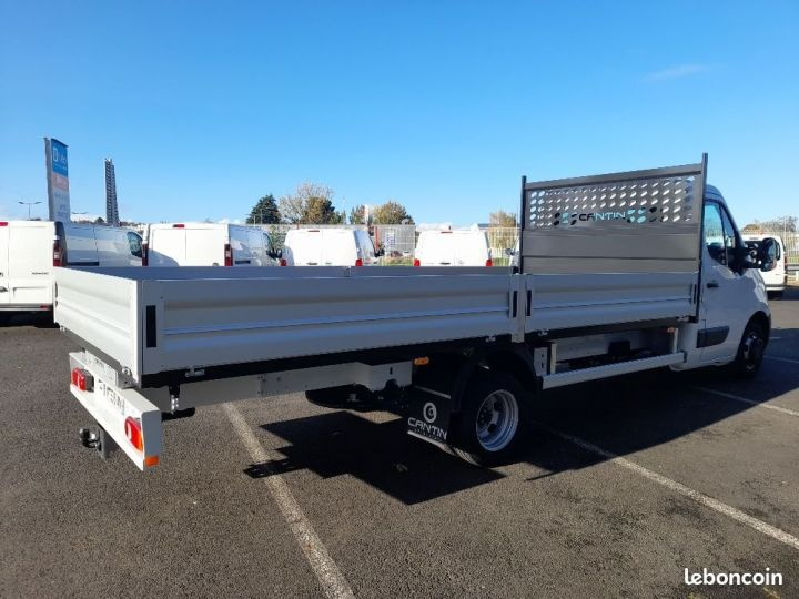 Chassis + carrosserie Opel Movano Plateau RJ3500 L4 2.3 CDTI 165CHBITURBO START&STOP BLANC - 2