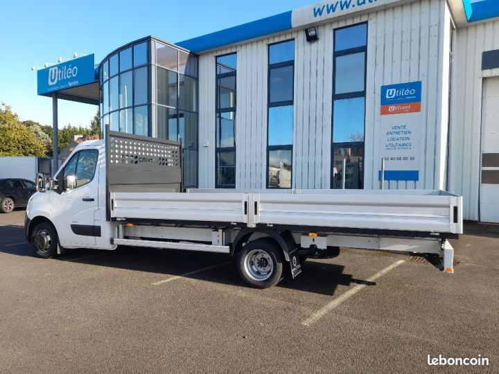 Chassis + carrosserie Opel Movano Plateau RJ3500 L4 2.3 CDTI 165CHBITURBO START&STOP BLANC - 3