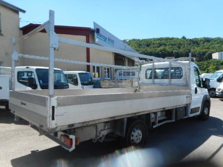 Chassis + carrosserie Peugeot Boxer Plateau 3.0 HDI 165 PLATEAU 4.5METRES  - 3