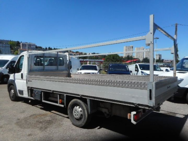 Chassis + carrosserie Peugeot Boxer Plateau 3.0 HDI 165 PLATEAU 4.5METRES  - 4