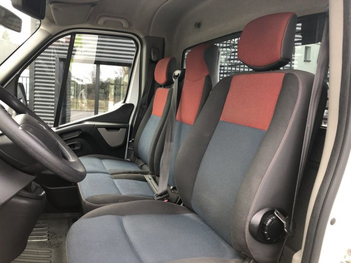 Chassis + carrosserie Renault Master Plateau PLATEAU RIDELLES  L4 150cv BLANC - 5