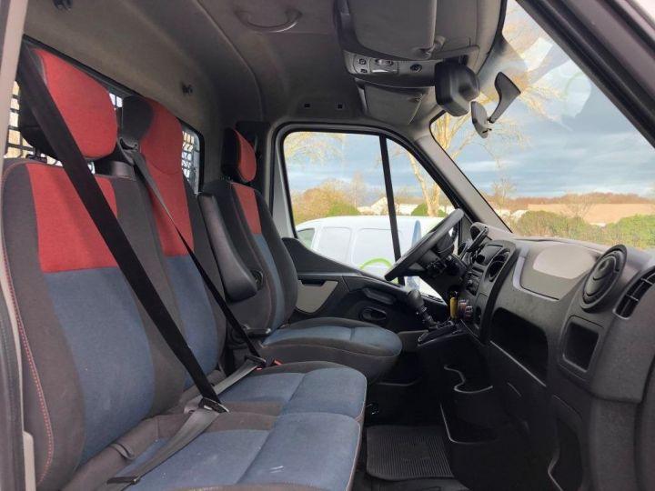 Chassis + carrosserie Renault Master Plateau PLATEAU RIDELLES  L4 150cv BLANC - 6