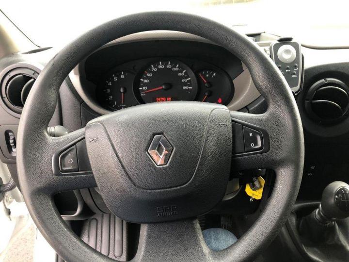 Chassis + carrosserie Renault Master Plateau PLATEAU RIDELLES  L4 150cv BLANC - 9