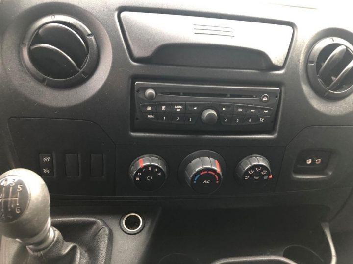 Chassis + carrosserie Renault Master Plateau PLATEAU RIDELLES  L4 150cv BLANC - 10