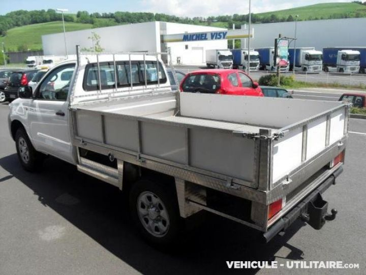 Chassis + carrosserie Toyota Hilux Plateau D-4D 144 Pick Up  - 2