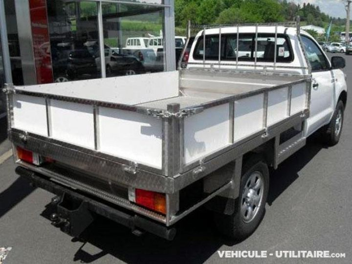 Chassis + carrosserie Toyota Hilux Plateau D-4D 144 Pick Up  - 4