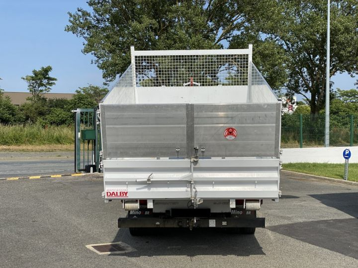 Chassis + carrosserie Mercedes Sprinter Polybenne 516 POLYBENNE BLANC - 4