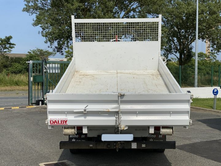 Chassis + carrosserie Mercedes Sprinter Polybenne 516 POLYBENNE BLANC - 5