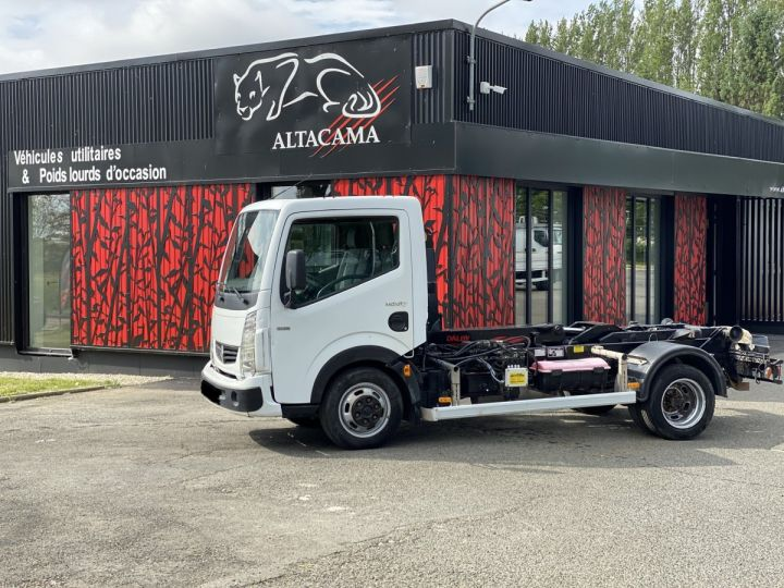 Chassis + carrosserie Renault Maxity AMPLIROLL BLANC - 1