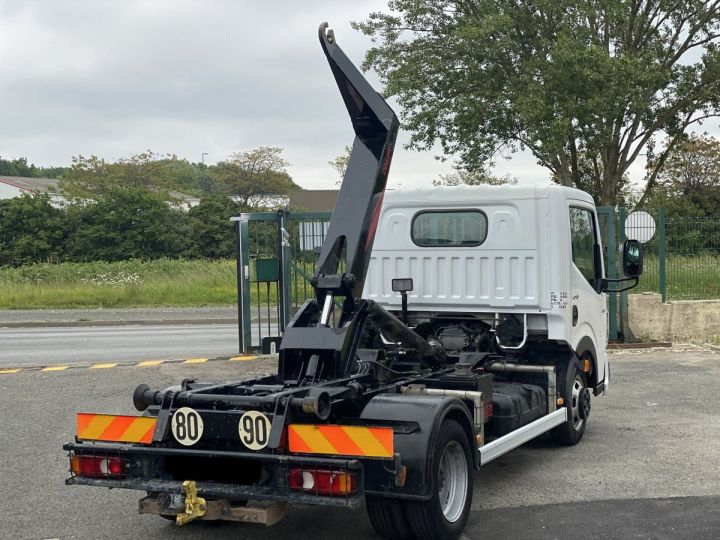 Chassis + carrosserie Renault Maxity AMPLIROLL BLANC - 4
