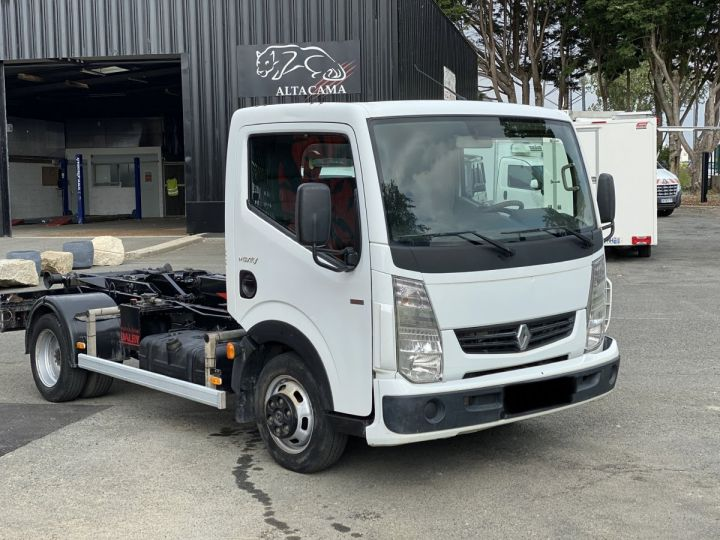 Chassis + carrosserie Renault Maxity AMPLIROLL BLANC - 5