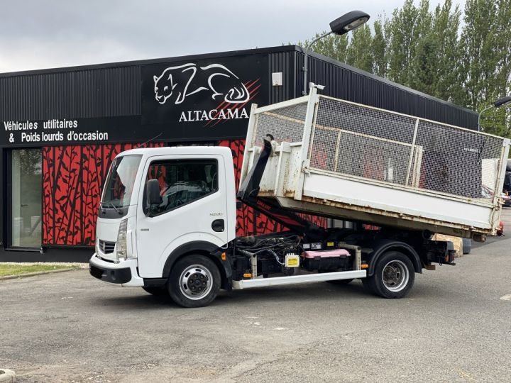 Chassis + carrosserie Renault Maxity AMPLIROLL BLANC - 7
