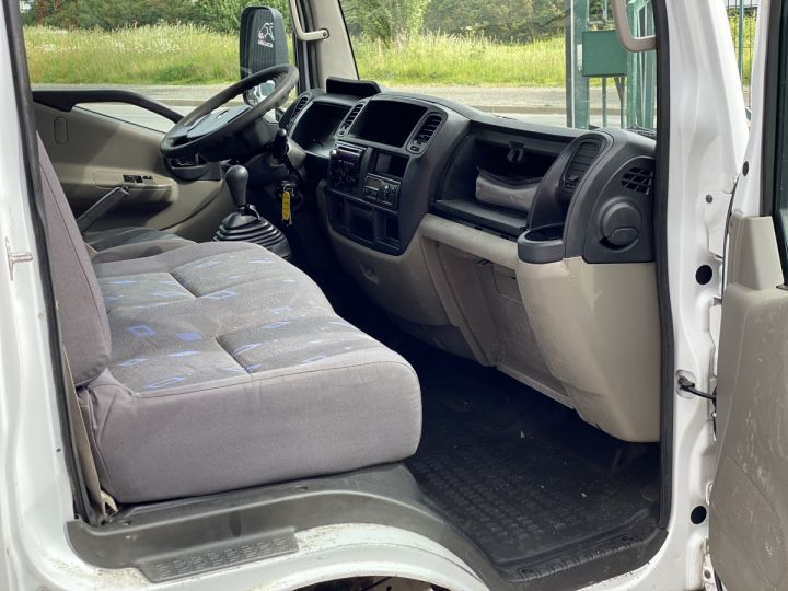 Chassis + carrosserie Renault Maxity AMPLIROLL BLANC - 9