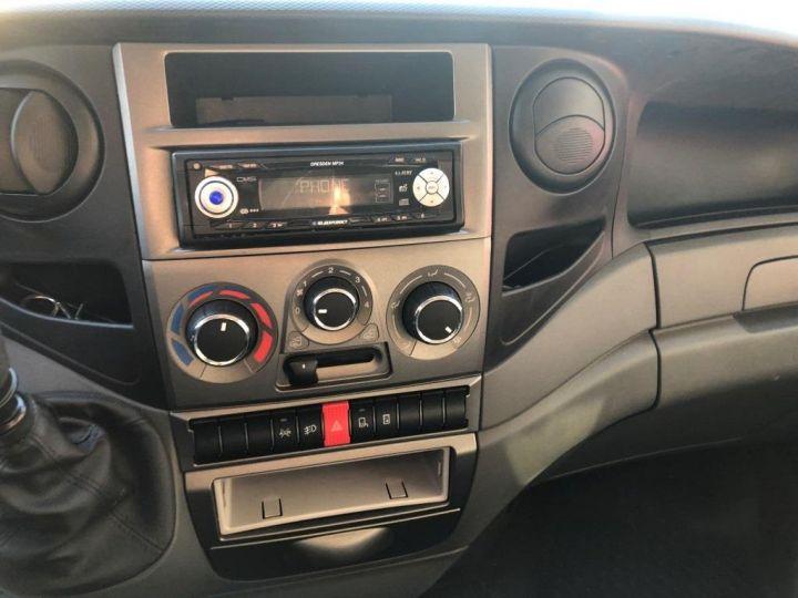 Chassis + carrosserie Iveco Daily Rideaux coulissants BUREAU EXPO EVENEMENTIEL ROUGE - 15