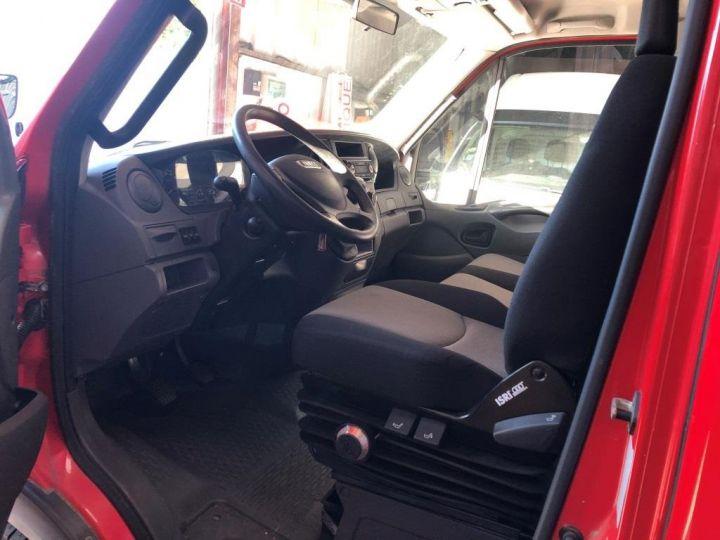 Chassis + carrosserie Iveco Daily Rideaux coulissants BUREAU EXPO EVENEMENTIEL ROUGE - 17