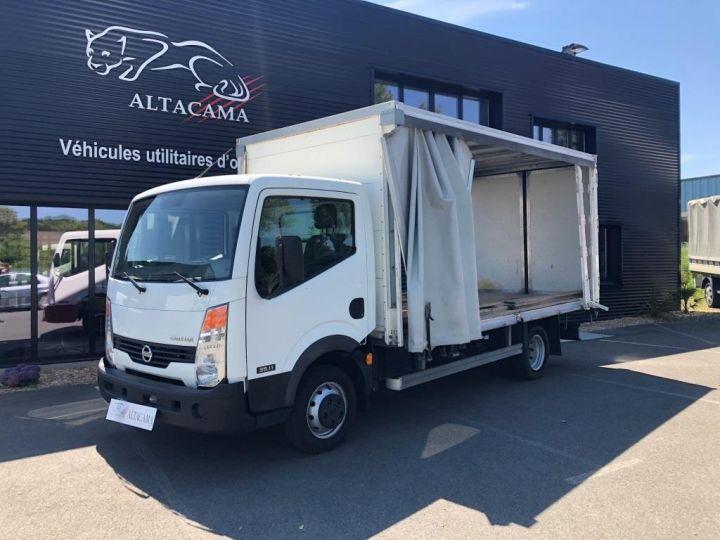 Chassis + carrosserie Nissan Cabstar Rideaux coulissants PLATEAU RIDEAU COULISSANT BLANC - 6