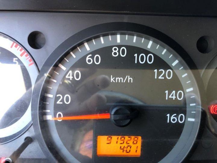 Chassis + carrosserie Nissan Cabstar Rideaux coulissants PLATEAU RIDEAU COULISSANT BLANC - 11