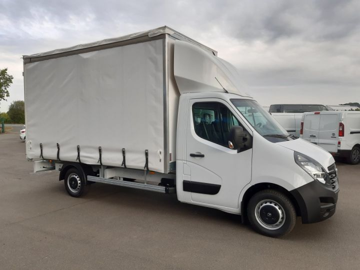 Chassis + carrosserie Opel Movano Rideaux coulissants F3500 L3 2.3 CDTI 145CH BITURBO START&STOP BLANC - 2