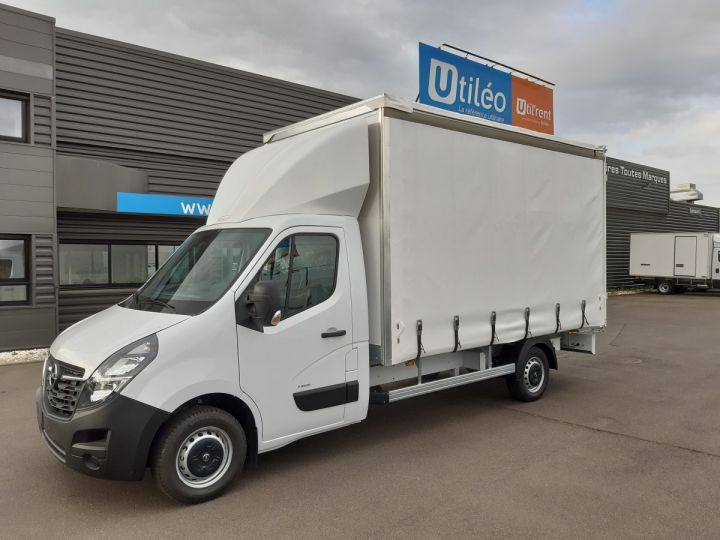 Chassis + carrosserie Opel Movano Rideaux coulissants F3500 L3 2.3 CDTI 145CH BITURBO START&STOP BLANC - 3