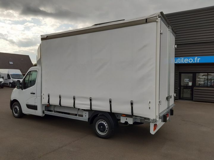 Chassis + carrosserie Opel Movano Rideaux coulissants F3500 L3 2.3 CDTI 145CH BITURBO START&STOP BLANC - 5