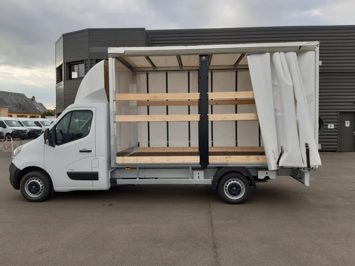 Chassis + carrosserie Opel Movano Rideaux coulissants F3500 L3 2.3 CDTI 145CH BITURBO START&STOP BLANC - 11