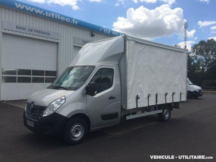 Chassis + carrosserie Renault Master Rideaux coulissants L3H1  - 1