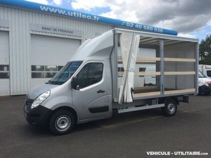 Chassis + carrosserie Renault Master Rideaux coulissants L3H1  - 2