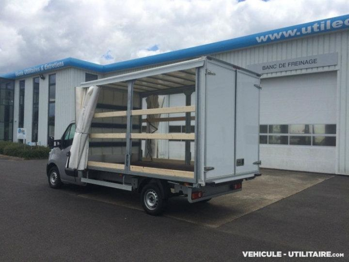 Chassis + carrosserie Renault Master Rideaux coulissants L3H1  - 3