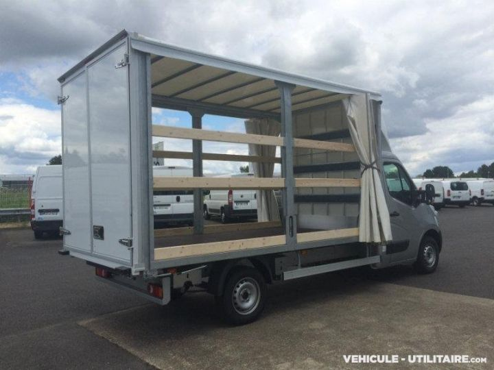Chassis + carrosserie Renault Master Rideaux coulissants L3H1  - 4