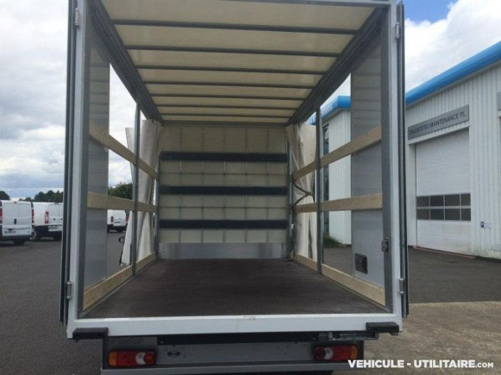 Chassis + carrosserie Renault Master Rideaux coulissants L3H1  - 5