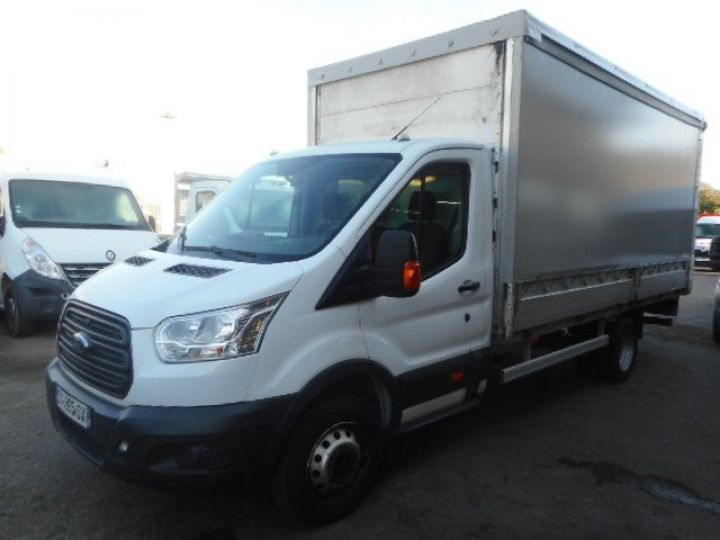 Chassis + carrosserie Ford Transit Savoyarde TDCI 155 CAISSE SAVOYARDE + HAYON  - 2
