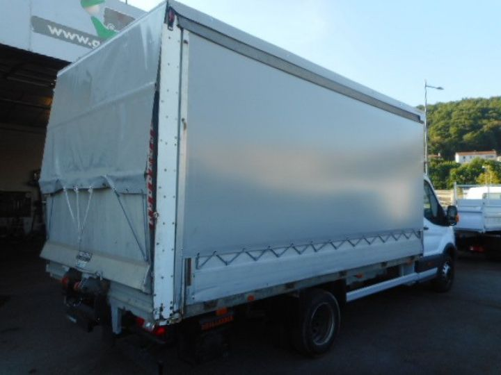 Chassis + carrosserie Ford Transit Savoyarde TDCI 155 CAISSE SAVOYARDE + HAYON  - 3
