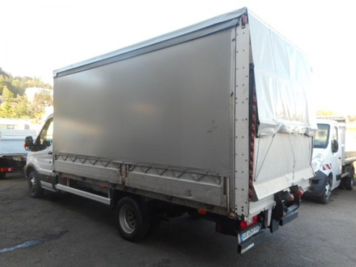 Chassis + carrosserie Ford Transit Savoyarde TDCI 155 CAISSE SAVOYARDE + HAYON  - 4