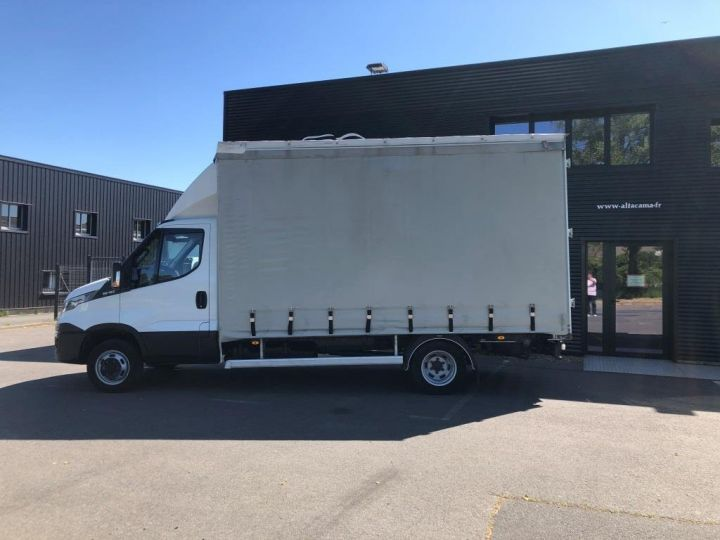 Chassis + carrosserie Iveco Daily Savoyarde PLSC BLANC - 3