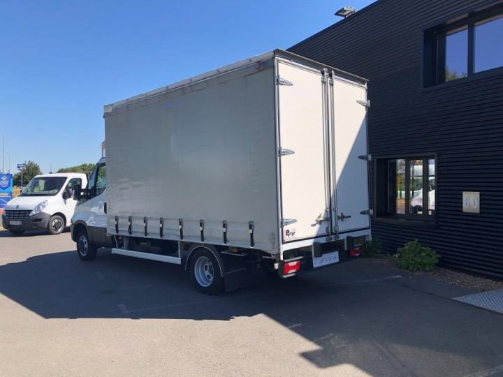 Chassis + carrosserie Iveco Daily Savoyarde PLSC BLANC - 4