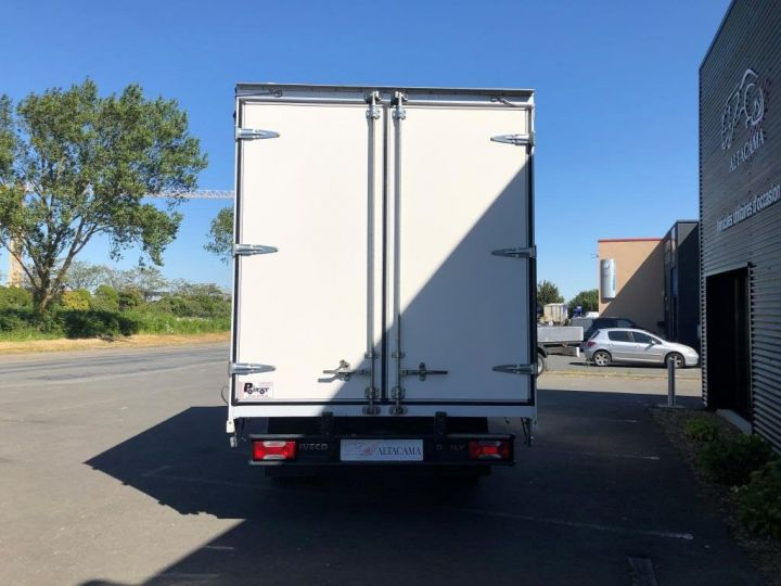 Chassis + carrosserie Iveco Daily Savoyarde PLSC BLANC - 6