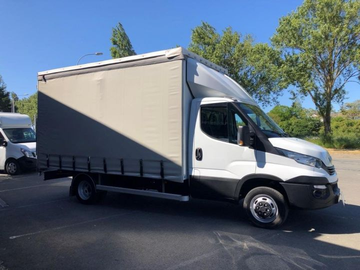 Chassis + carrosserie Iveco Daily Savoyarde PLSC BLANC - 7