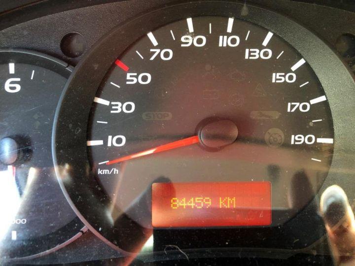 Chassis + carrosserie Renault Master Savoyarde 125 cft SAVOYARDE BLANC - 11