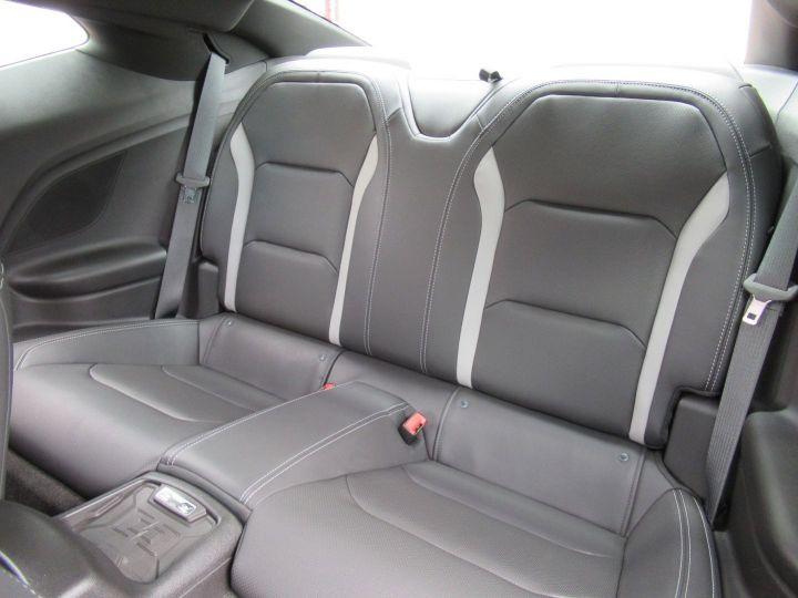 Chevrolet Camaro 6.2 V8 453CH Rouge - 8