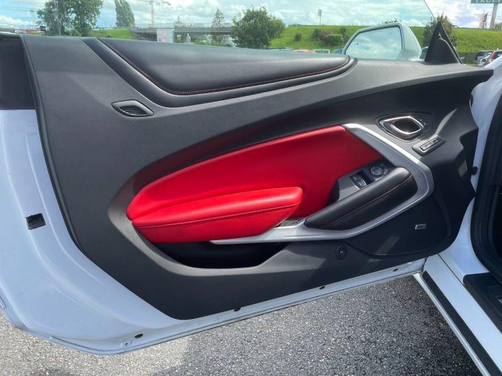 Chevrolet Camaro Camaro 6 V8 6.2L SS Blanc - 10