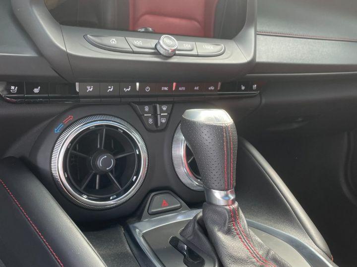 Chevrolet Camaro Camaro 6 V8 6.2L SS Blanc - 13