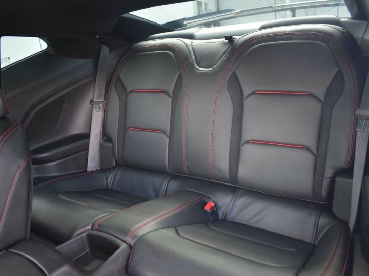Chevrolet Camaro Camaro Coupé VI 6.2 V8 461ch Sport 10AT Led Bose / *Look ZL1 */Gtie 12 Mois/ Livraison & Malus Inclus Blanc & Noir - 5