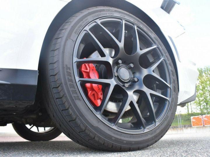 Chevrolet Camaro Camaro Coupé VI 6.2 V8 461ch Sport 10AT Led Bose / *Look ZL1 */Gtie 12 Mois/ Livraison & Malus Inclus Blanc & Noir - 13