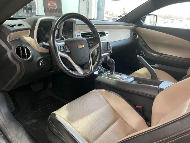 Chevrolet Camaro Chevrolet Camaro 5 V8 6.2L SS Bleu - 8