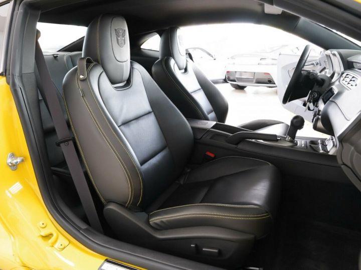 Chevrolet Camaro Chevrolet Camaro 6.2 V8 AT Transformers Edition Bumblebee/ Jaune  - 4